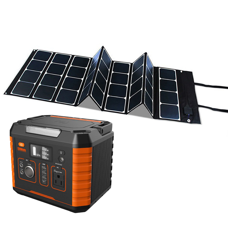 Power Small Portable Back Up Generator 1000w Mobile Home Off Grid Energy 1kw Solar Panel System