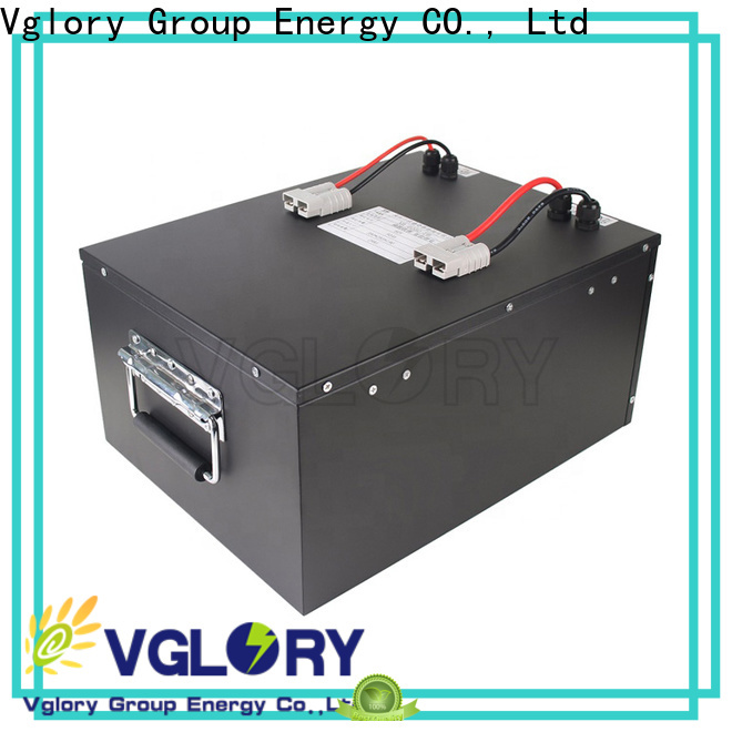 Vglory safety 36 volt golf cart batteries supplier for e-tourist vehicle