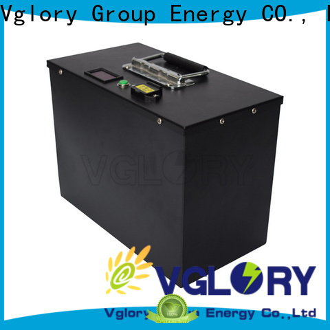Vglory safety golf cart batteries for sale personalized for e-golf cart