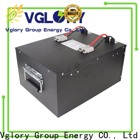 Vglory electric car battery manufacturer for e-motorcycle