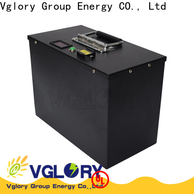 Vglory best motorcycle battery factory price for e-scooter