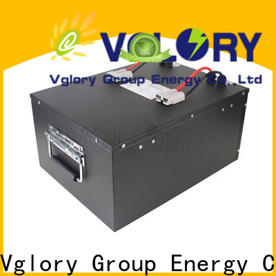 Vglory golf cart batteries for sale personalized for e-tourist vehicle