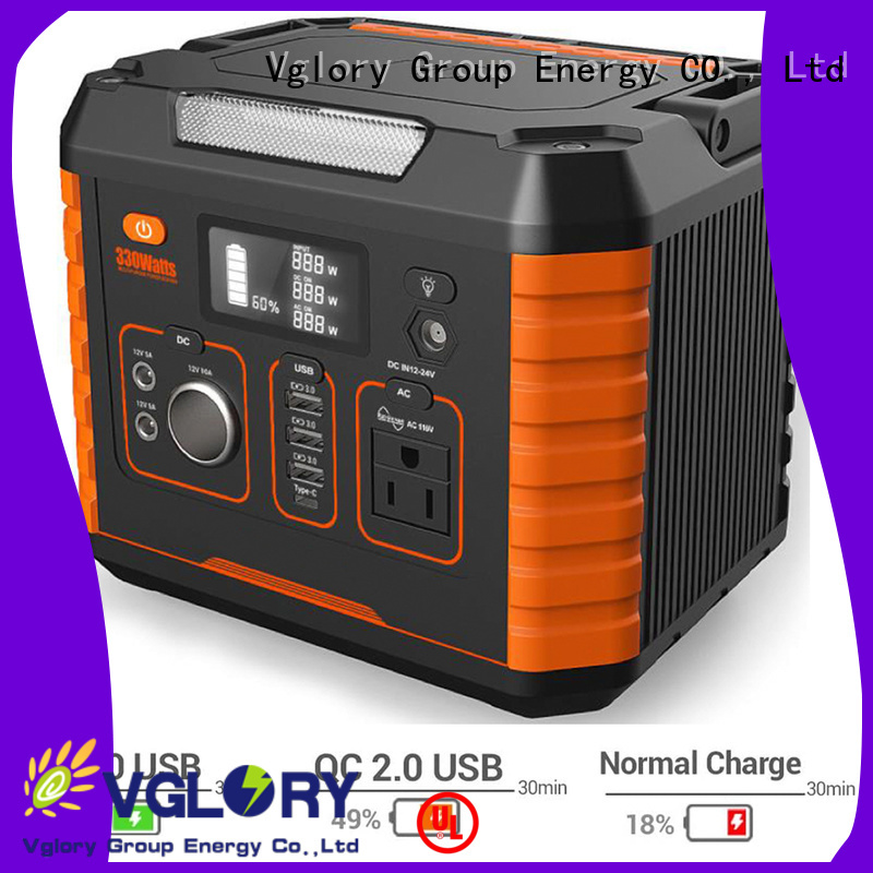 high-quality portable power station for camping factory supply