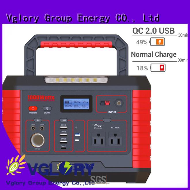 Vglory custom mobile power station bulk supply